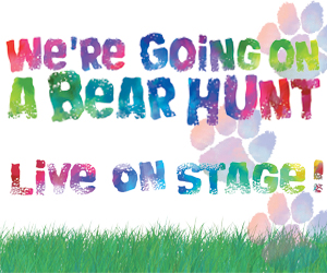 Visit http://showsforschools.com.au/shows?type%5B%5D=rk&type%5B%5D=ex&srch=bear+hunt&yearlevel=&term=&postcode=&distance=10&action=showsearch&submit=Search+Now